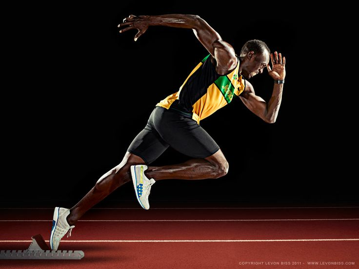 Its all about the speed today . Tear the ground under your feet and feel the burn..;-)