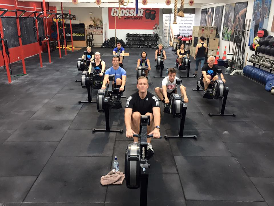 Rowing Clinic