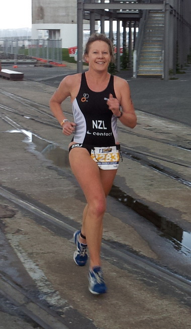 Best of luck to our awesome Masters athlete Suzie Clark in tomorrows Iron Man in Taupo. Returning to this brutal event 20 years after she won it back in '95, she can still mix it with the best . Go well Suze!