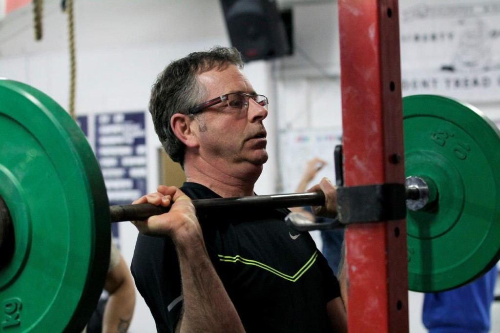 Thursday we will work on the overhead speed and positioning. The jerk needs great timing and commitment with your entire body integrating to support the weight overhead. And if you put it down...go do some toes to bar..;-)