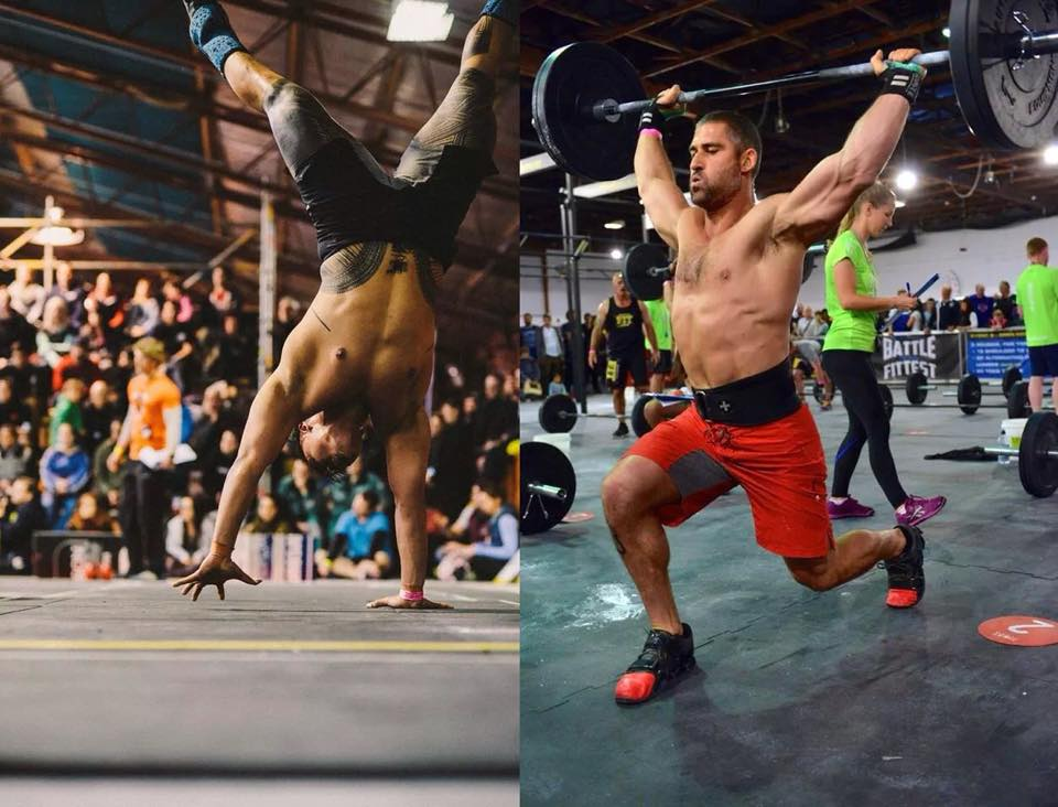 Pale and Myself will be the lone Red Skulls at the Battle Of The Fittest comp over the weekend at the Big Boys Toys. Please try and get out there to witness some incredible CrossFitters as the very best will be there in NZ's biggest CF comp. We could do with your support as the going may well get a bit rough..;-/