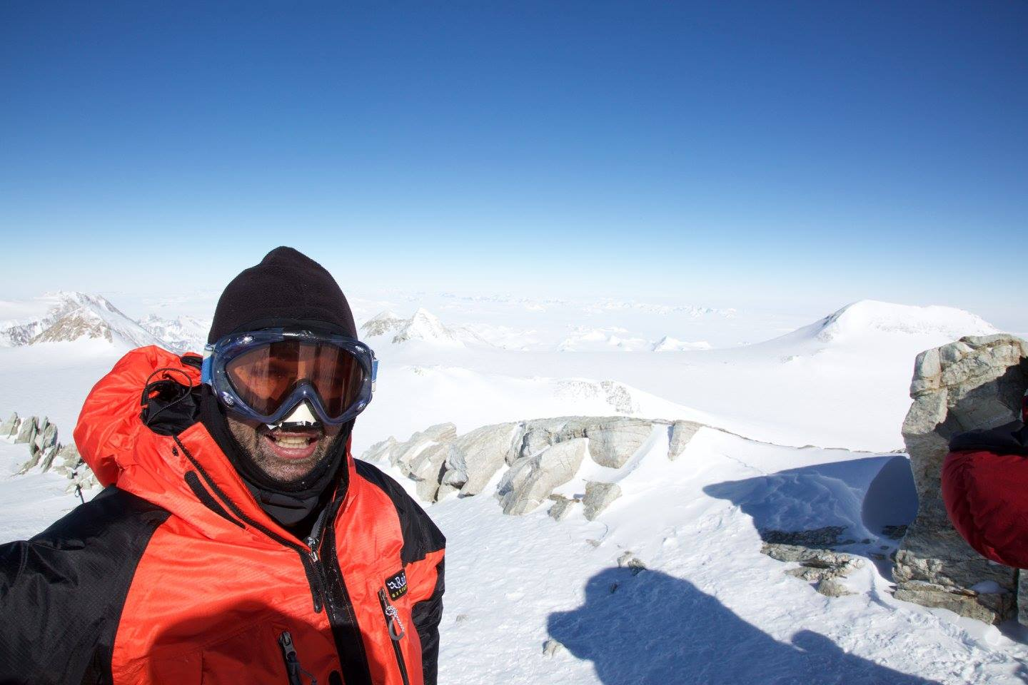 An amazing achievement from Greg summiting Mt Vinson in Antarctica recently, on his way to conquering 7 peaks in 7 continents . With only 2 more to go Greg is on a mission to scale these mountains while carrying all equipment and supplies himself. And congrats to Bucket for taking out the NZ Masters Tennis title over the weekend. Well done boys!