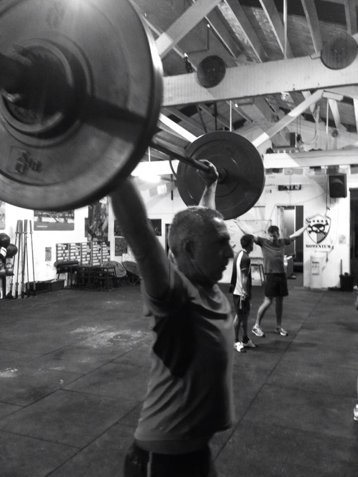 Monday means overhead squat day, and with this glorious weather we really need to get outside..for about a minute or so. This week we will come at you about joining the Mighty Red Skulls for the 2015 CF Open. This experience is awesome to be a part of with around quarter of a million people expected to sign up, all to do the exact same workout as we will be doing. The global ranking system is a true chance to see where you stack up against the many who have  changed their lives :-)