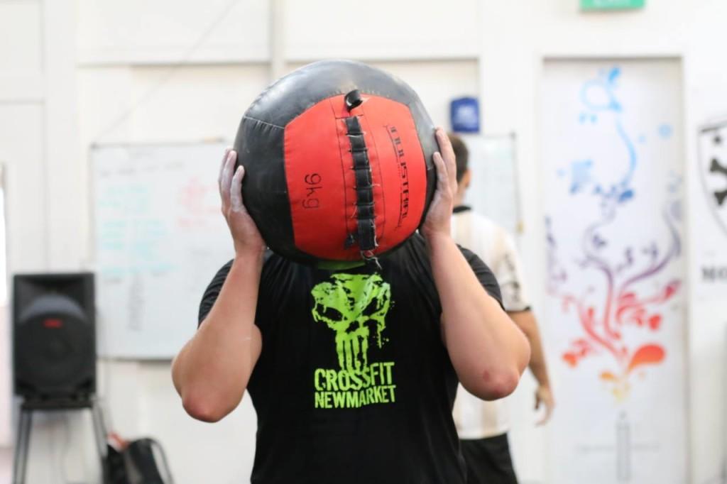 Wall Ball Head