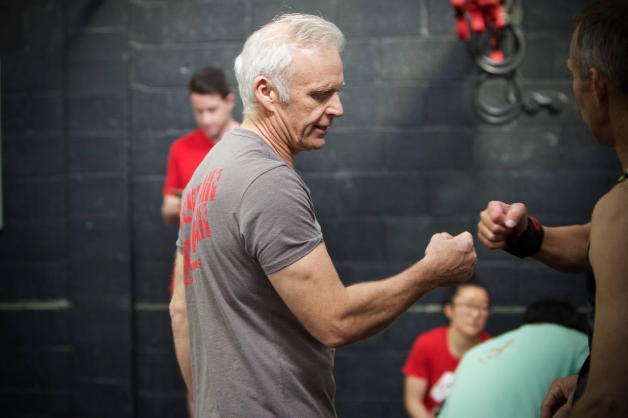 Jeff T Fist Smash