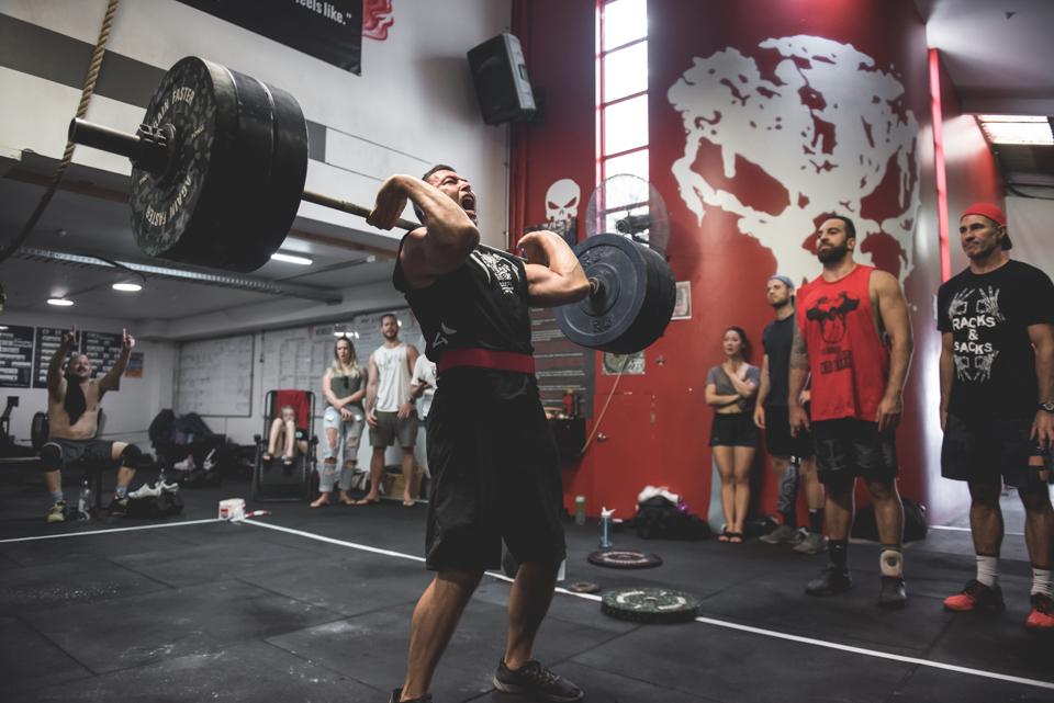 01e4c1e48e23 Olympic Lifting – Crossfit Newmarket